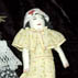 Black doll and white doll; Dollmaking; 2009: Ashland, Massachusetts